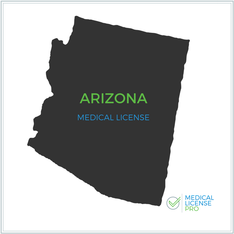 Arizona Medical License