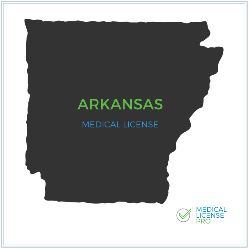 Arkansas Medical License