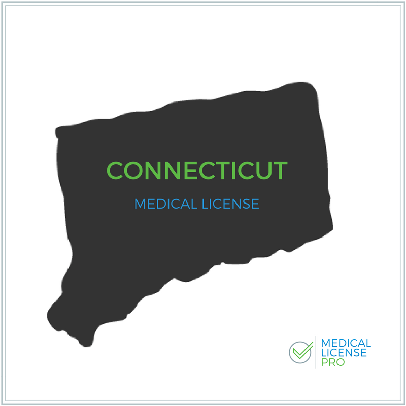 Connecticut Medical License