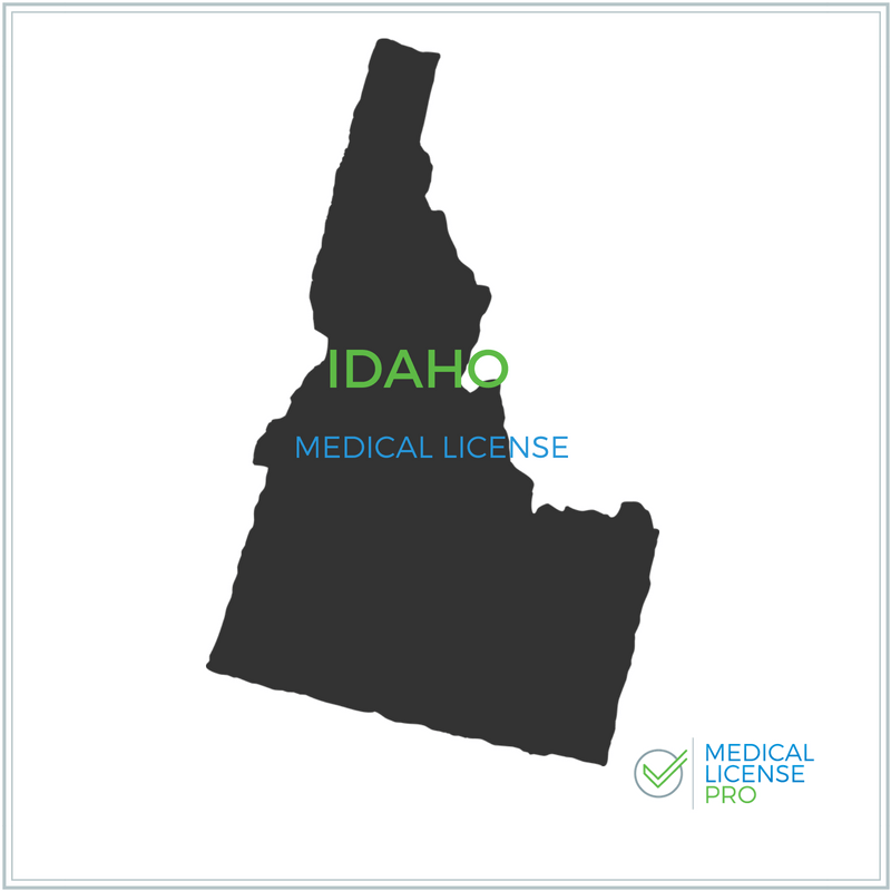 Idaho Medical License