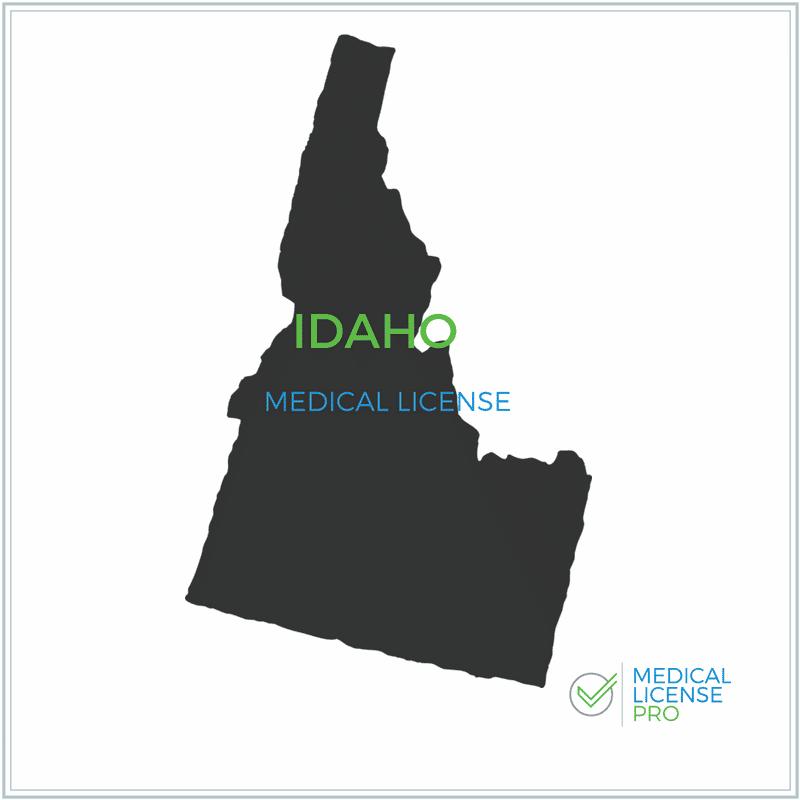 Idaho Medical License