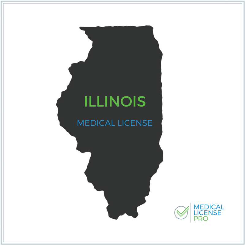 Illinois Medical License