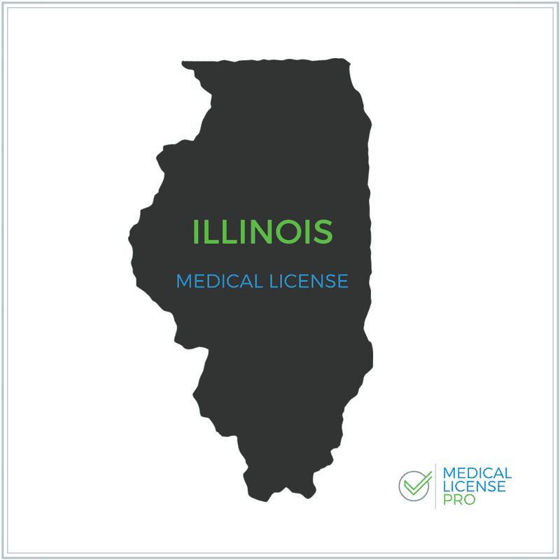 Illinois Medical License