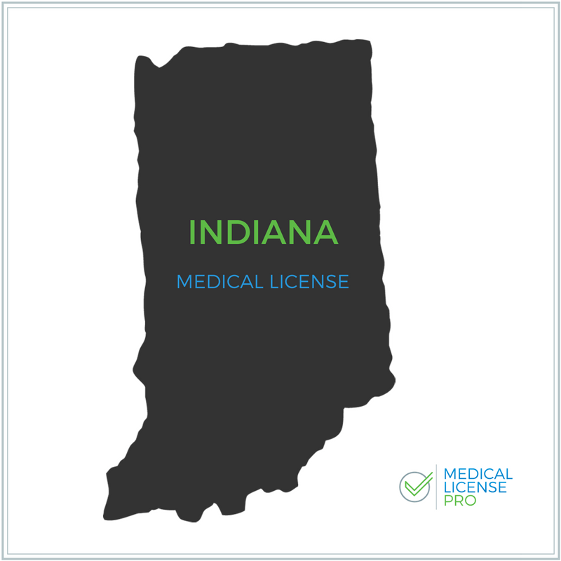 Indiana Medical License