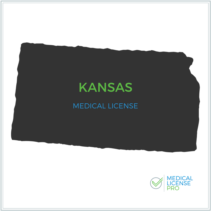 Kansas Medical License