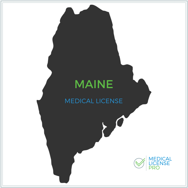 Maine Medical License