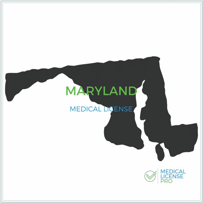 Maryland Medical License