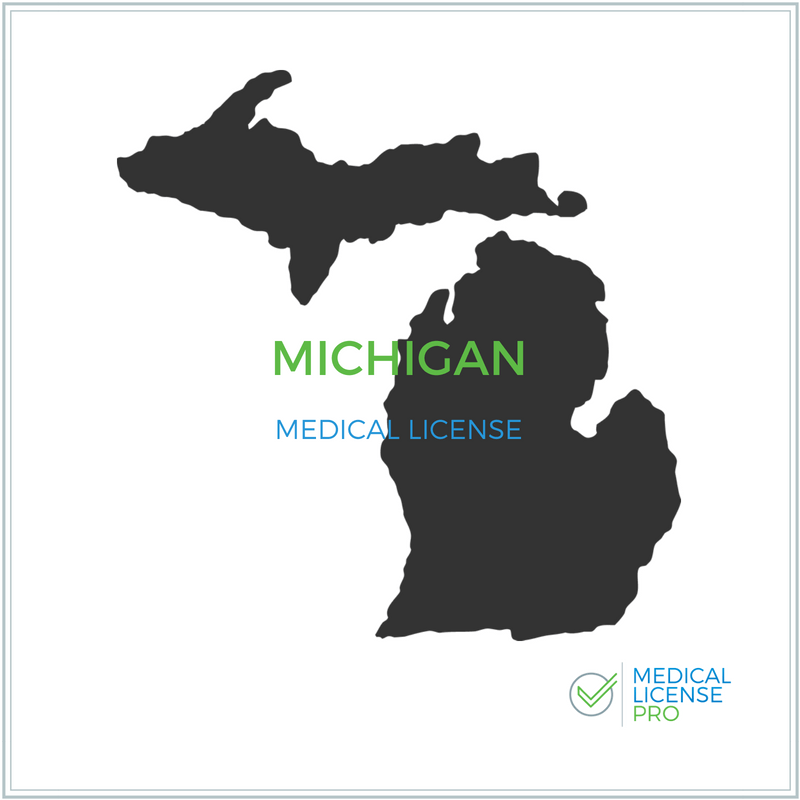 michigan state medical license | michigan medical license application