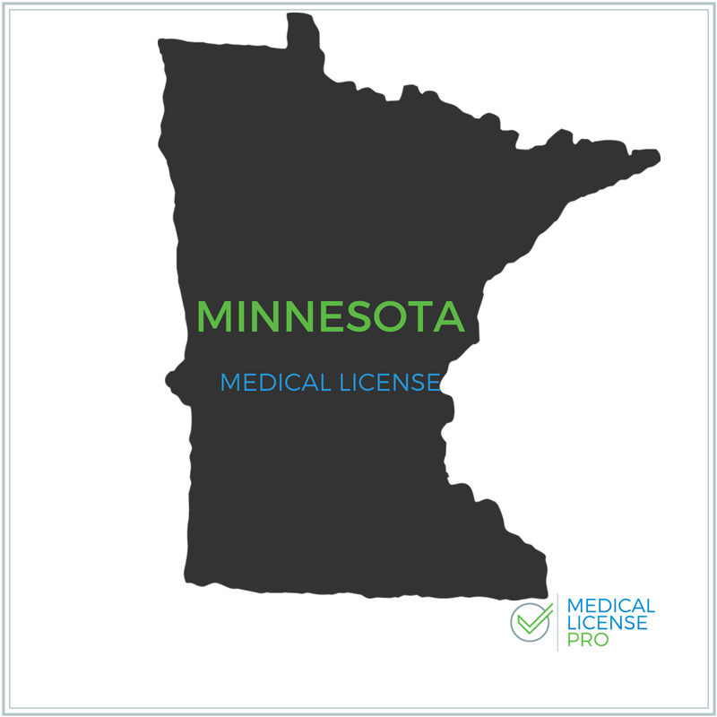 Minnesota Medical License