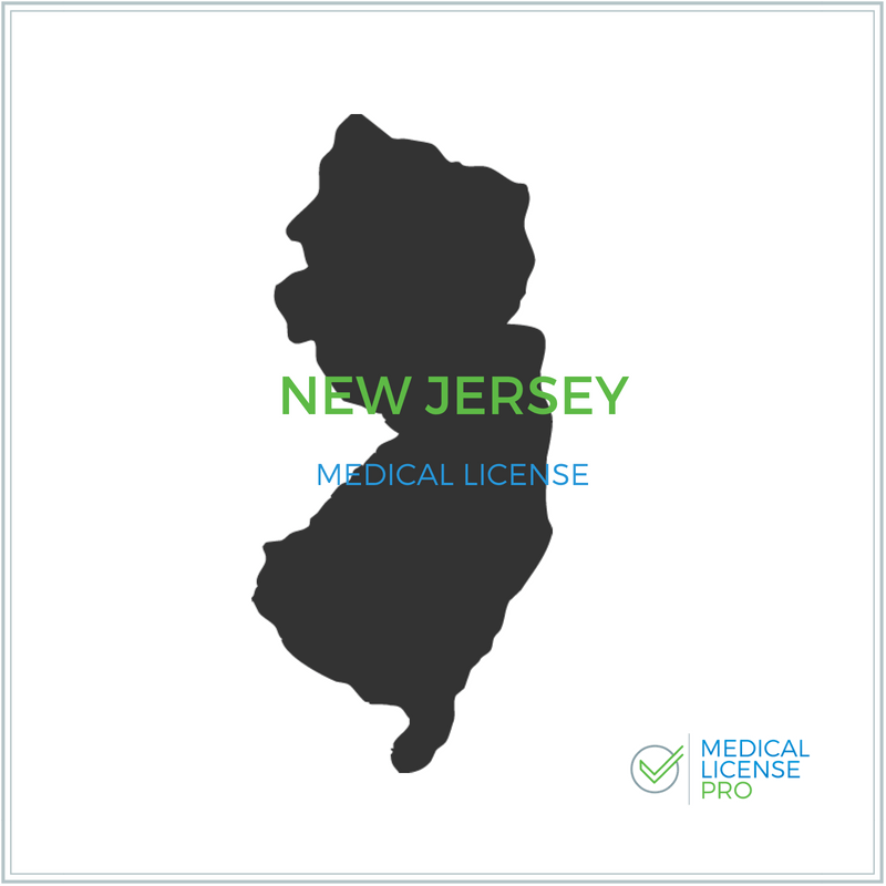 New Jersey Medical License
