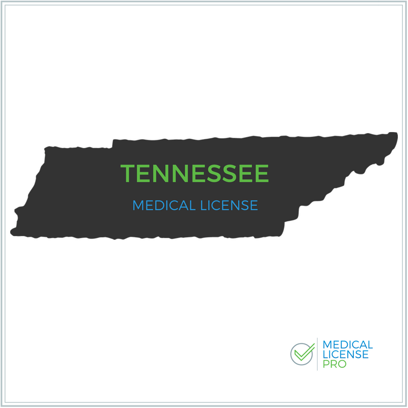 Tennessee Medical License