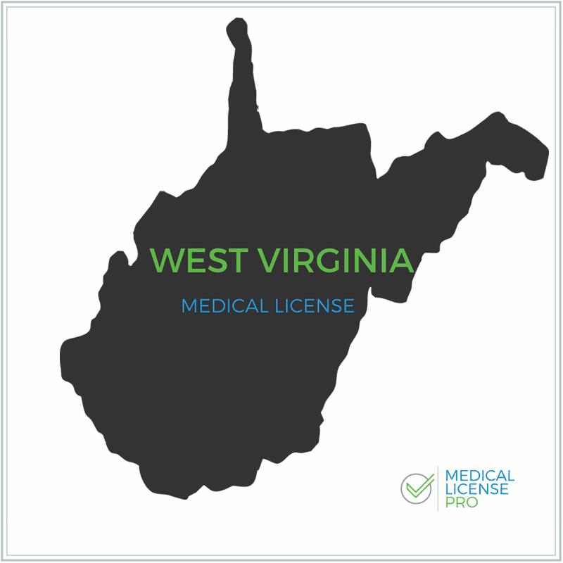 West Virginia Medical License